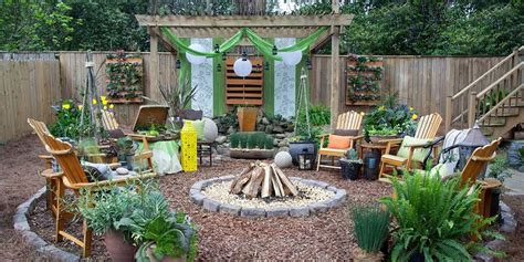 backyard diy easy diy backyard patio ideas