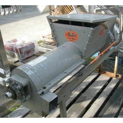 pug mill for sale 19 quot x 15 quot x 14 quot walker pug 138069 for sale used