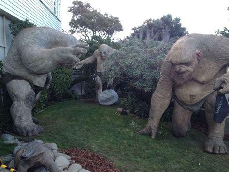 Garden Troll by Weta Garden Trolls Weta Workshop