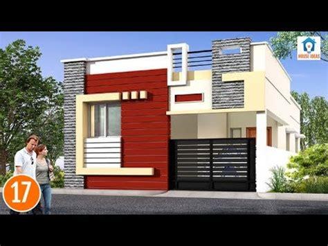 front elevation design for bhavana s 40 x 50 sw corner duplex house in bangalore front latest single floor house elevation designs build a house