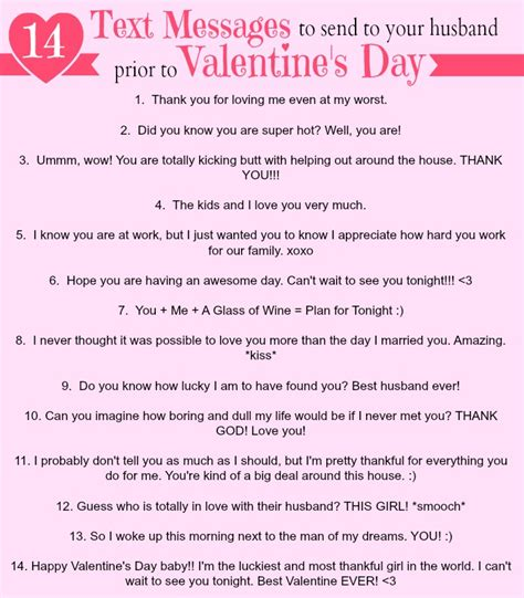 valentines day message for him messages for him top ten quotes