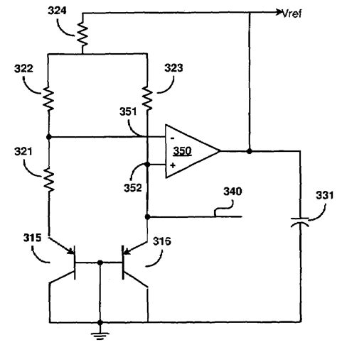 integrated circuits and components for bandgap references and temperature transducers patent us7230473 precise and process invariant bandgap reference circuit and method