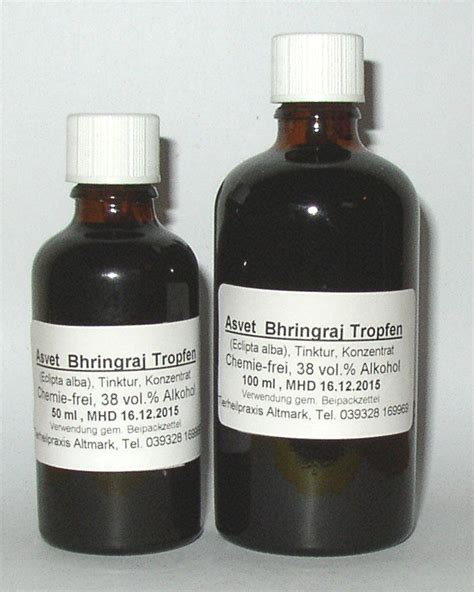 50ml bhringraj tropfen extrakt konzentrat
