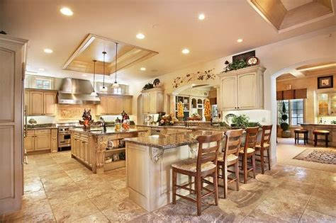 home plans with large kitchens this is an amazing kitchen d luxe kitchens