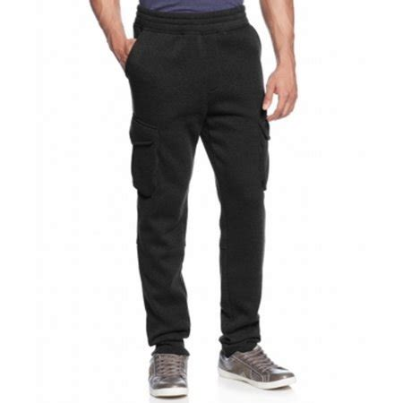 ring of clothing joggers ring of new black mens size small s jogger cargo