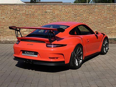 Porsche Internship by Porsche Internship Uk One Gt3 Rs By Romans