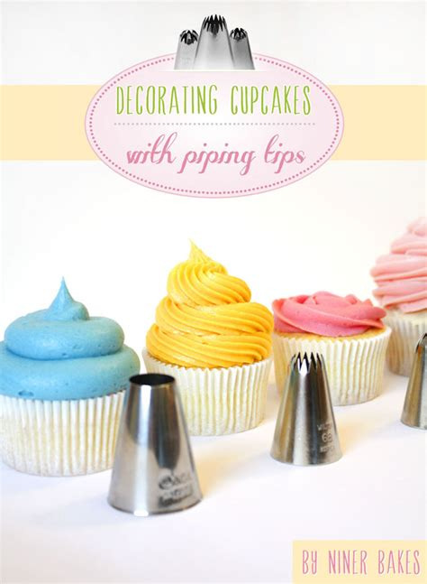 How To Decorate A Cupcake by Cupcake Decorating Basic Icing Frosting Piping Techniques How 101taste