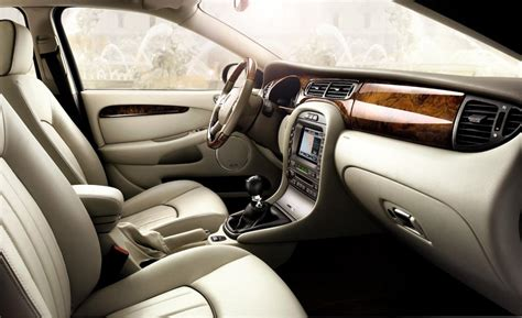 2002 Jaguar X Type Interior by Car And Driver