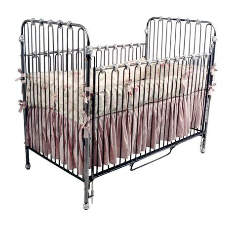Metal Crib by Refined Iron Crib