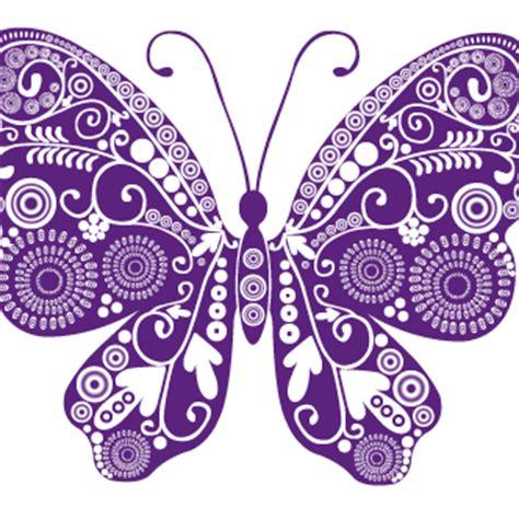 imagenes mariposas violetas mariposa abstracta en violeta formas dise 241 o