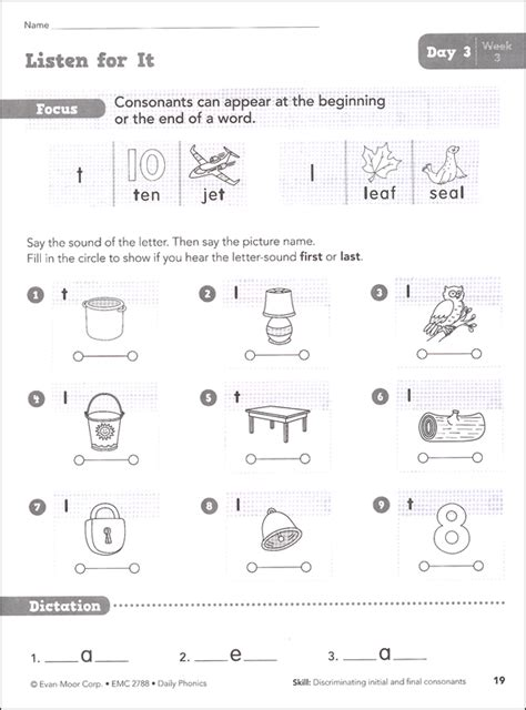 Phonics Worksheets Grade 2 by Daily Phonics Grade 2 051613 Details Rainbow Resource