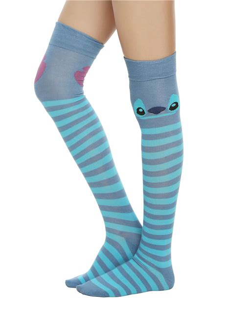 Stylehive Buzz Thigh High Scrunchable Socks Are As As They Are Cozy Fashiontribes Fashion by Disney Style In Any Weather