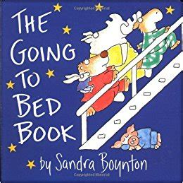 books to bed amazon com the going to bed book 0038332193527 sandra