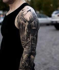 best 25 hunting tattoos ideas on pinterest unique