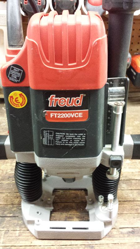freud woodworking garage sale freud router router forums