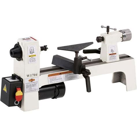 Shop Fox W1704 Variable Speed Mini Lathe Woodturningz