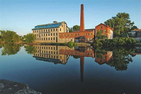 PHOTO: Old Mills in Seneca Falls, NY