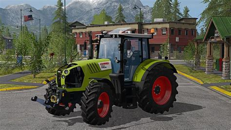 different types of ls ls 2017 claas arion series v1 0 farming simulator 2017