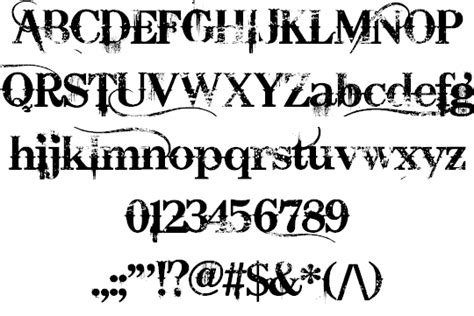 tattoo font bleeding cowboy 2bsquared designs font friday gets a tattoo