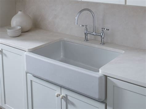 kohler farm sink 30 standard plumbing supply product kohler k 6489 58