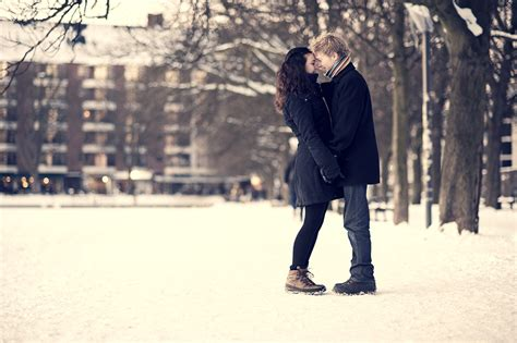Images Of Love In Winter | winter love by panter on deviantart