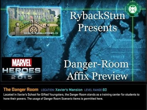 marvel heroes danger room marvel heroes danger room uncommon and simulation previews