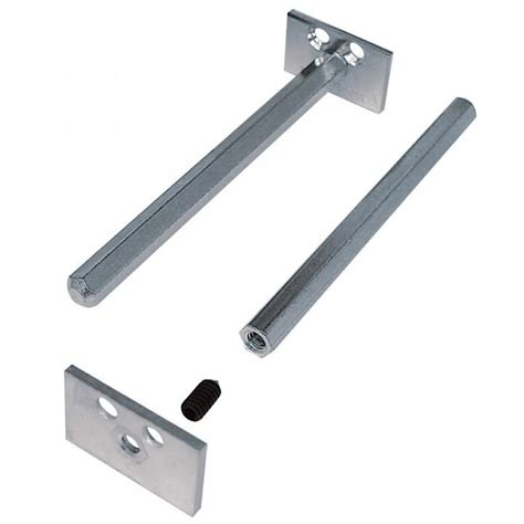 Hardware Shelf Brackets by Blind Shelf Supports Pair Rockler Woodworking Tools
