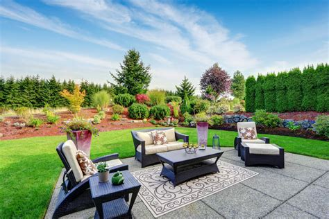 Patio Landscape Design Backyard Landscape Design Ideas Home Designs