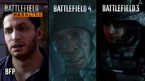 gas anyone battlefield hardline 4 battlefield hardline vs battlefield 4 vs battlefield 3