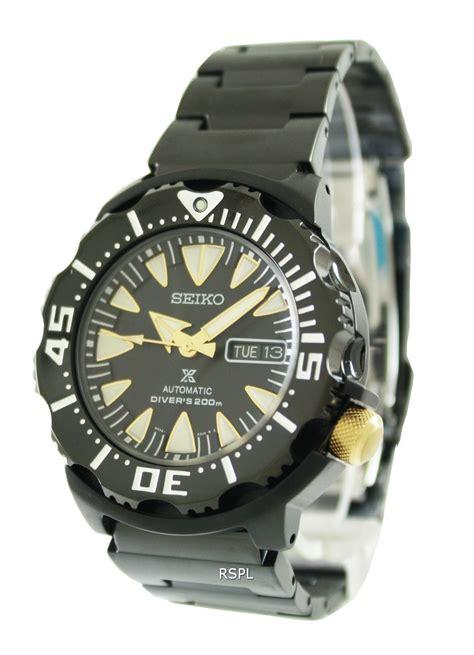 Seiko Diver 200m Stm001 seiko prospex air diver 200m srp583k1 srp583k mens zetawatches