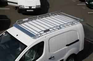 galeries de toit accessoires agencement peugeot partner