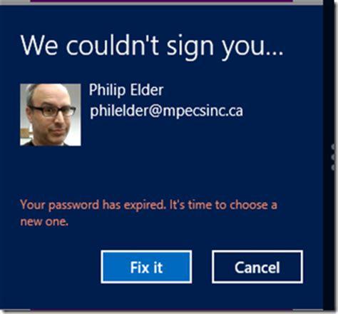 windows reset expired password mpecs inc blog microsoft live id in windows 8 actually