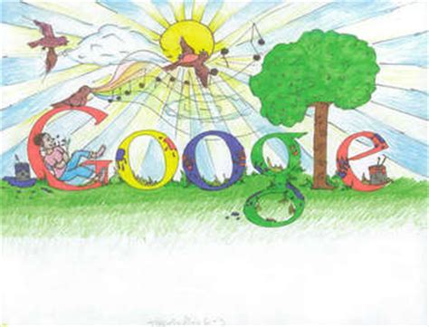 doodle contest won local sixth grader in the running to win a national