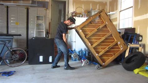 How To Move By Yourself by How To Move A 500 Pound Piano By Yourself
