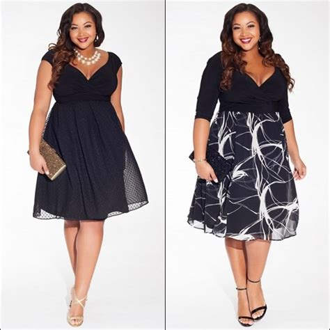 Plus Size Fashion Tips: Choosing the Perfect Dress for Curvy Ladies   Gorgeautiful.com