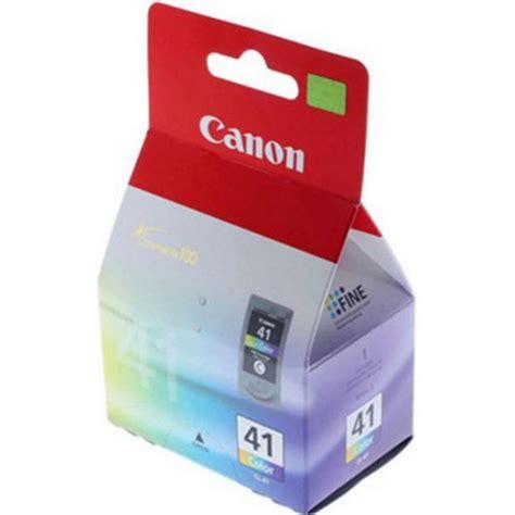 Tinta Cartridge Canon Cl41 Original Canon 41 Color Cl 41 canon cl 41 cartucho color