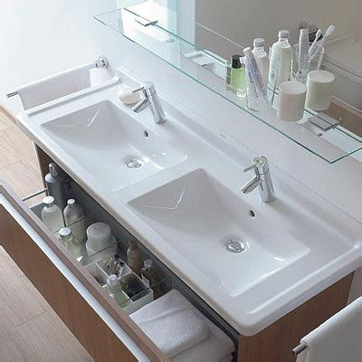 60 badezimmer eitelkeit doppelwaschbecken weiß authorised retailer for duravit bathrooms qs supplies uk