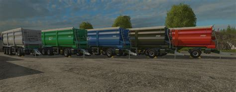 tandem kre sb 30 60 trailer mod for farming simulator kre sb 30 60 trailer v 2 0 farbwahl fs15 mod