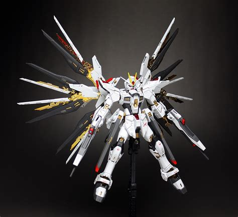 Rg 1144 Strike Freedom Gundam gundam rg 1 144 strike freedom gundam painted build