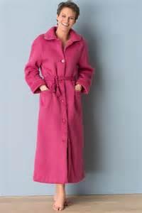 la robe de chambre col claudine nuit robes de chambre