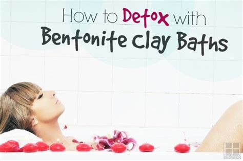 Clay Baths For Mercury Detox by 42 Best Images About Your On
