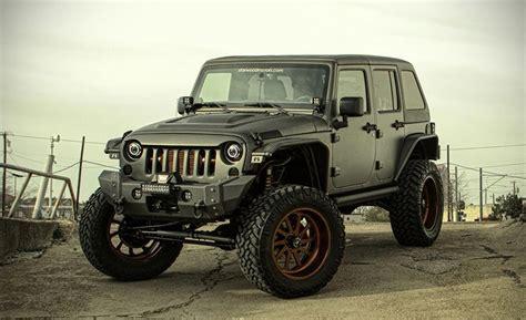 jeep bandit interior 2014 starwood motors jeep wrangler unlimited nighthawk