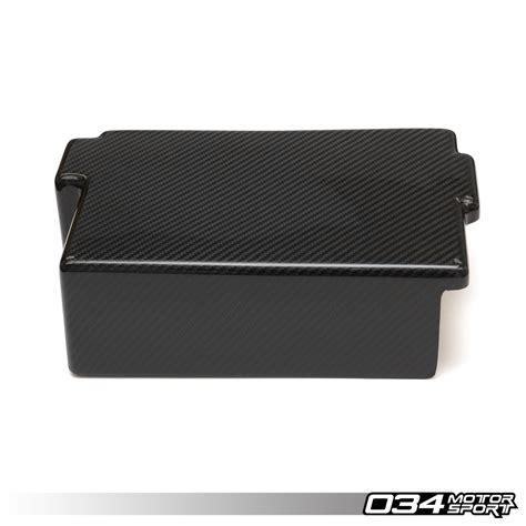 volkswagen gti battery carbon fiber battery cover mkvii volkswagen gti golf r
