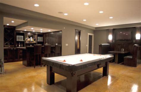 recreational room