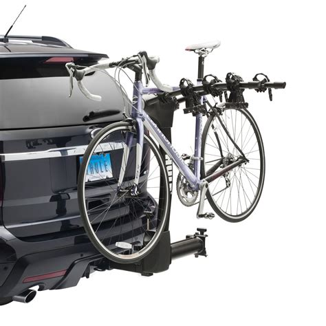 thule swing away bike carrier com thule 9031xt vertex swing away 4 hitch mount