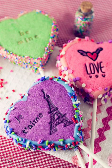 valentines cookie cakes s day cookie cake pops