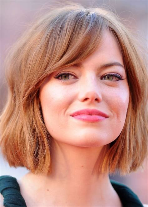 graduated bob haircut for chubby face best 25 wavy bob haircuts ideas on pinterest wavy bob