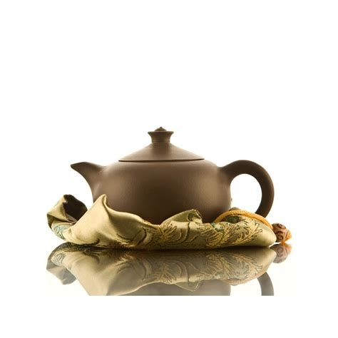 Yixing Teapot It Or It by Brown Yixing Teapot 200ml Biotea