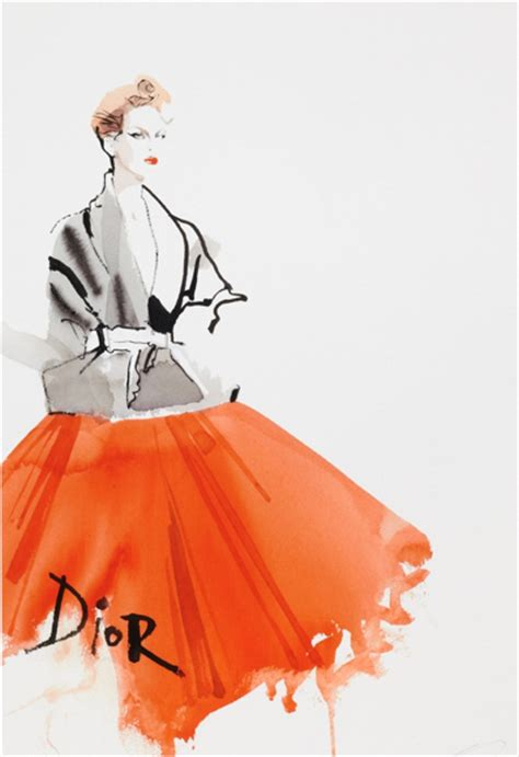 fashion illustration david downton david downton s fierce fashion illustrations