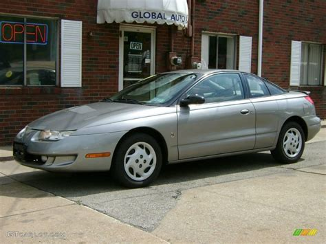 Saturn Sc2 1999 by 1999 Silver Saturn S Series Sc2 Coupe 8594058 Photo 2